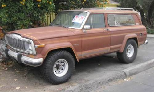 1983 Jeep Laredo Grand Wagoneer For Sale in Sun Valley ...
