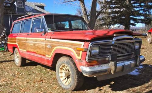 1985 Jeep Wagoneer For Sale in Durango (Western Slope ...