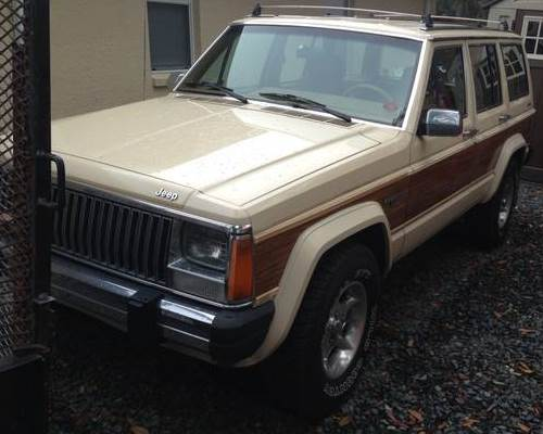 1985 Limited Jeep Wagoneer For Sale Spring Hill (Tampa Bay ...