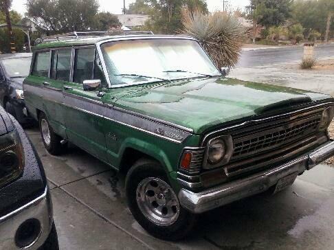 1973 Jeep Wagoneer 360 V8 For Sale in Desert Hot Springs ...