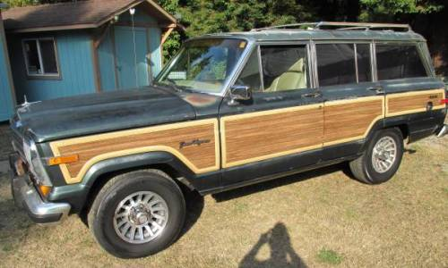 Jeep Grand Wagoneers Full Professional Ground Up >> 1991 Jeep Grand Wagoneer Parts | The Wagon