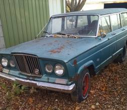 1964 Jeep Wagoneer Straight 6 230 Tornado For Sale Oshkosh Wisconsin