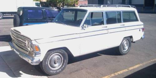 1971 Jeep Wagoneer V8 Auto 4WD For Sale in North Valley ...