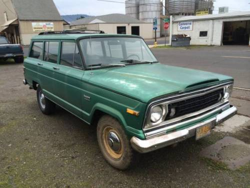 1975 Jeep Wagoneer 360 Automatic For Sale in Central Point ...