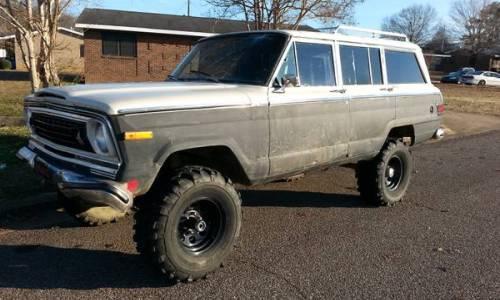 1975 Jeep Wagoneer For Sale - SJ USA Classifieds ...