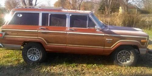 1982 jeep wagoneer for sale in wilmington ohio. Black Bedroom Furniture Sets. Home Design Ideas