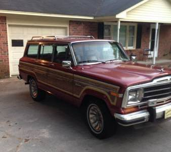 1986 Jeep Wagoneer For Sale in Sumter (Charlotte), South ...