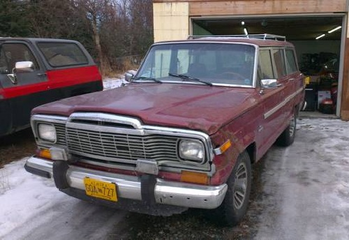Jeeps For Sale In Md >> 1985 Jeep Grand Wagoneer 4x4 For Sale in South Anchorage, Alaska