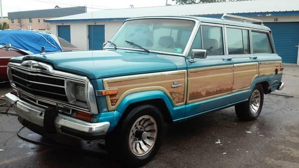 1968 jeep grand wagoneer 350 v8 for sale in oakesdale washington. Black Bedroom Furniture Sets. Home Design Ideas