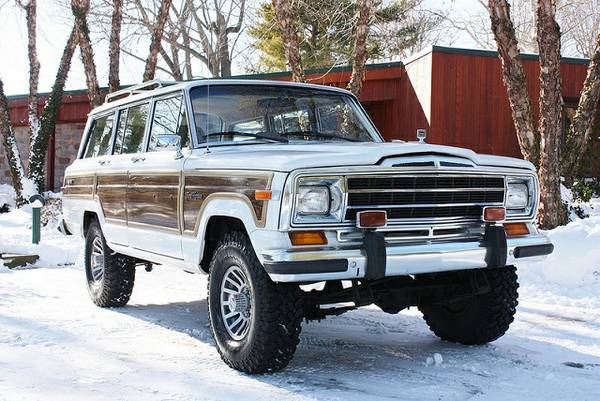 Jeep Grand Wagoneer For Sale >> 1988 Jeep Grand Wagoneer 5.9 L V8 For Sale in Orange County, California