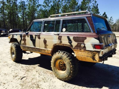 1984 Jeep Grand Wagoneer 4x4 Auto For Sale in New Smyrna ...