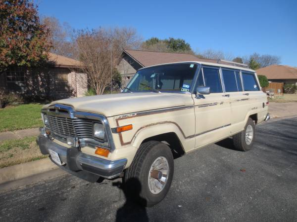 1984 Jeep Grand Wagoneer 350 V8 Auto For Sale in Austin, Texas