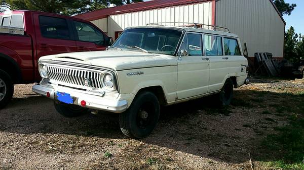 1968 jeep grand wagoneer auto for sale in rapid city south dakota. Black Bedroom Furniture Sets. Home Design Ideas