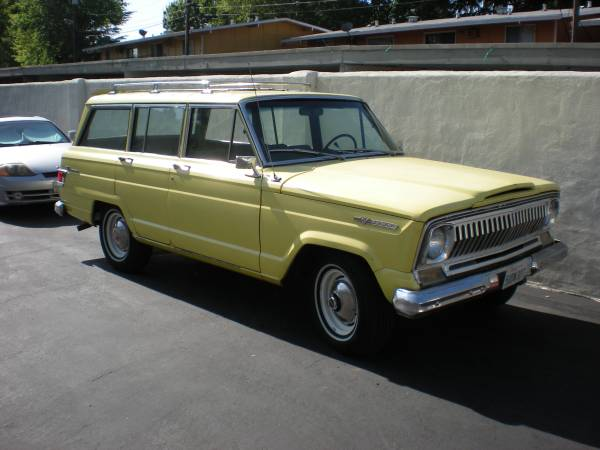 1968 Jeep Grand Wagoneer 72 Chevy For Sale in Sacramento ...