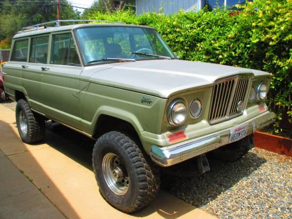 1965 Jeep Wagoneer For Sale - SJ USA Classifieds ...