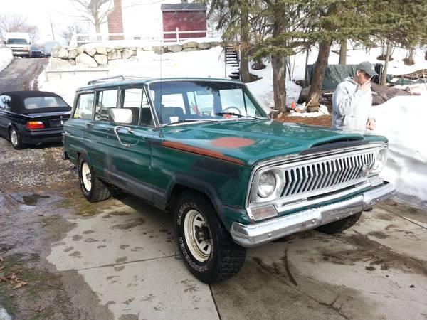 1966 Jeep Wagoneer For Sale - SJ USA Classifieds ...