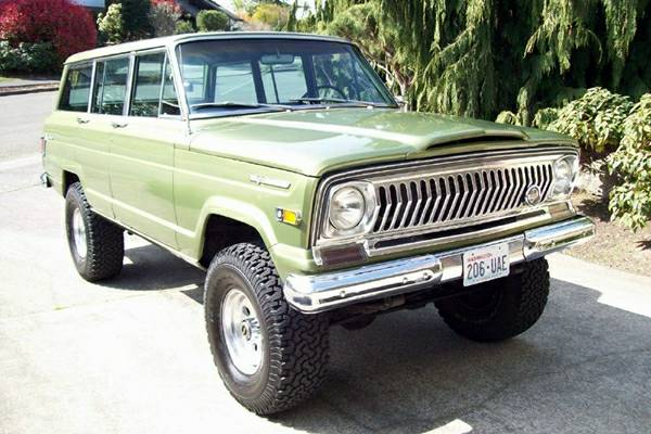 1977 Jeep Grand Wagoneer 401 V8 Auto For Sale In Hollywood