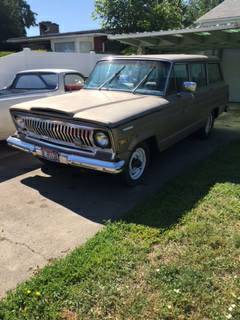 1969 Jeep Grand Wagoneer 350 V8 Auto For Sale in Lewiston ...