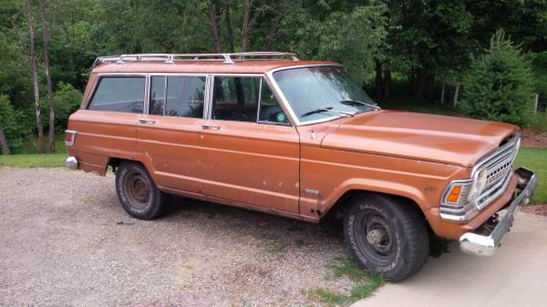 1971 jeep wagoneer for sale sj usa classifieds craigslist ebay ads page 2. Black Bedroom Furniture Sets. Home Design Ideas