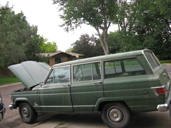Craigslist Idaho Falls >> 1974 Jeep Grand Wagoneer Automatic For Sale in Boise, Idaho