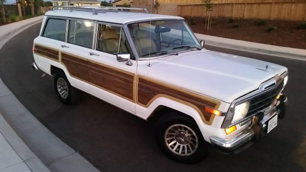 1989 jeep wagoneer for sale sj usa classifieds craigslist ebay ads page 7. Black Bedroom Furniture Sets. Home Design Ideas