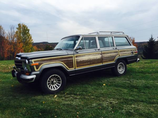 1970 Jeep Grand Wagoneer 350 V8 Auto For Sale In Tuttle
