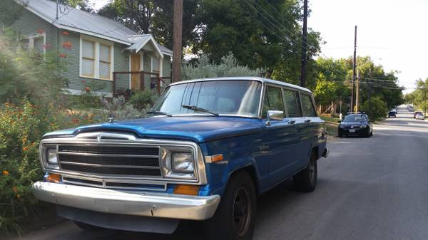 Jeep Wagoneer For Sale in Texas - SJ USA Classified Ads - Page 4