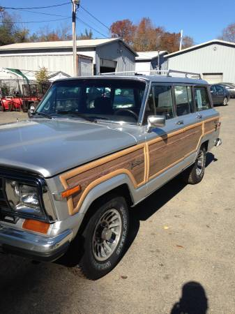 1990 Jeep Grand Wagoneer V8 Auto For Sale in Plympton ...