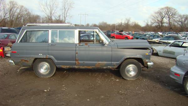 1984 Jeep Grand Wagoneer 360 V8 Auto For Sale in Monroe ...