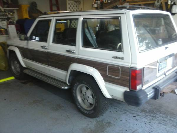 1988 Jeep Grand Wagoneer V6 Automatic For Sale in Carson ...