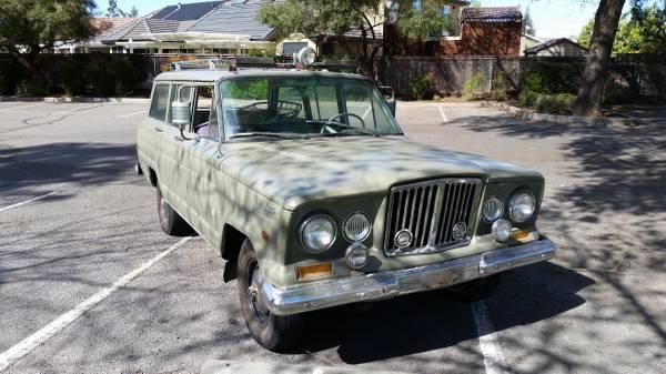 1963 Jeep Wagoneer For Sale Sj Usa Classifieds Craigslist Ebay Ads