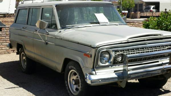 1978 Jeep Cherokee Chief / Wagoneer For Sale in Grand ...