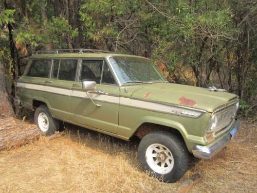 1970 Jeep Grand Wagoneer 350 V8 For Sale in Gold Country ...