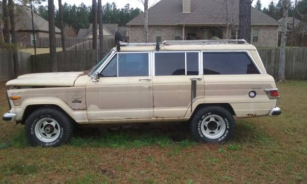 1982 Jeep Grand Wagoneer 360 V8 Auto For Sale In Wetumpka