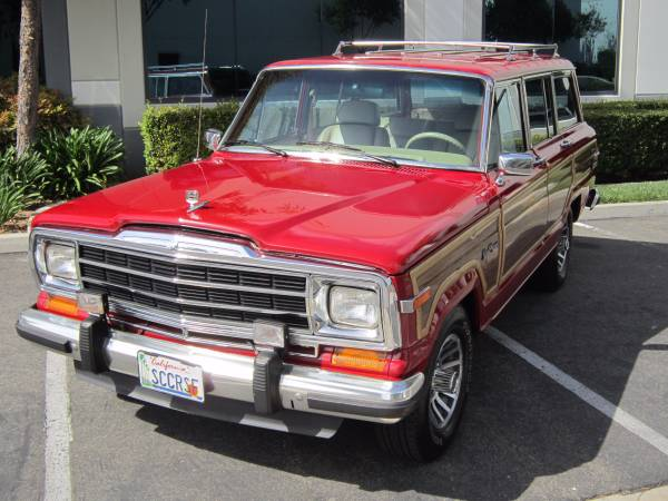 1991 jeep grand wagoneer for sale in ne heights albuquerque nm. Black Bedroom Furniture Sets. Home Design Ideas