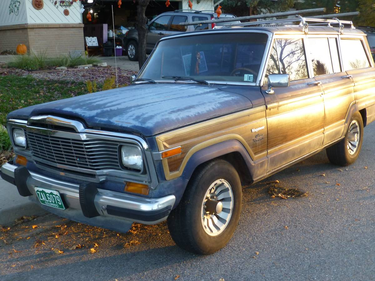 1982 Jeep Wagoneer For Sale Sj Usa Classifieds
