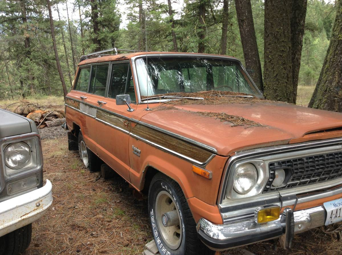 Jeep Wagoneer For Sale in Montana - SJ USA Classified Ads
