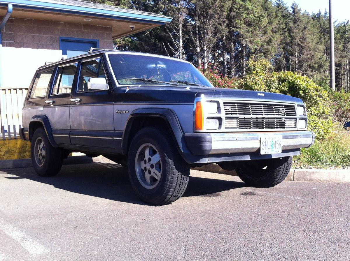 1987 Jeep Grand Wagoneer 4.0L V6 Auto For Sale in Oregon ...
