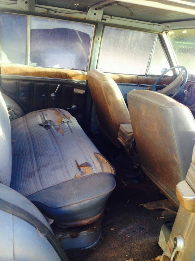1982 Jeep Grand Wagoneer Straight 6 Auto For Sale in ...