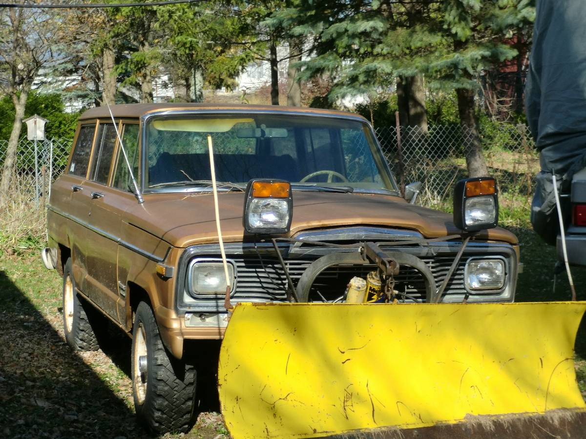 1982 Jeep Grand Wagoneer 4x4 258 I6 Auto For Sale in Kenosha