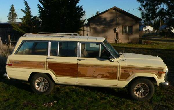 1986 jeep grand wagoneer for sale in weed siskiyou county ca. Black Bedroom Furniture Sets. Home Design Ideas