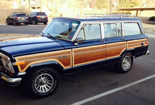 1991 Jeep Grand Wagoneer For Sale In Ne Heights Albuquerque Nm