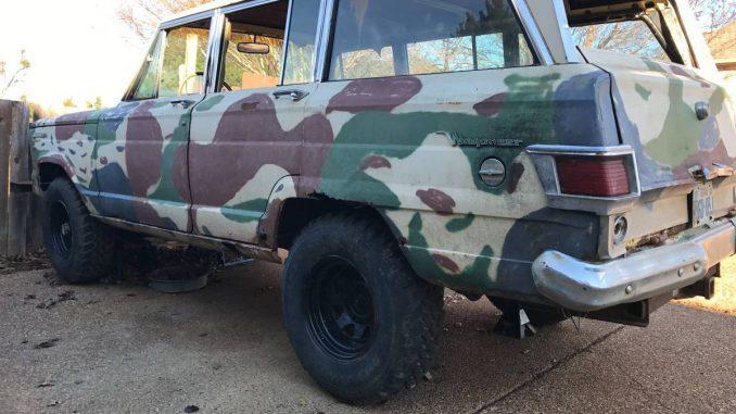 1968 Jeep Wagoneer For Sale - SJ USA Classifieds ...