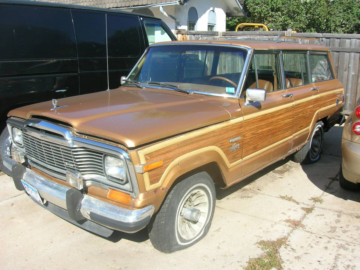 1982 Jeep Wagoneer Project For Sale in South Minneapolis ...