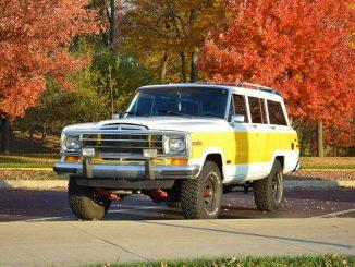 1978 Jeep Cherokee Wagoneer 2 Door Classic For Sale North ...