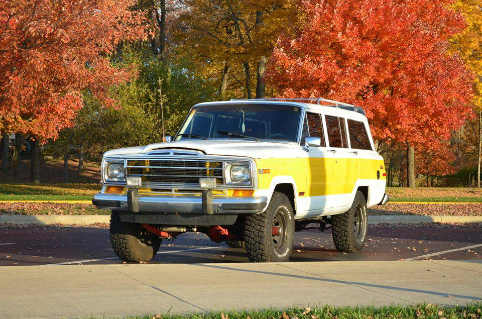 1982 Restored Jeep Wagoneer 4X4 For Sale in Warsaw ...
