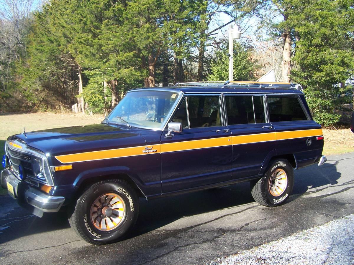 Jeep Wagoneer 2019 >> 1986 Jeep Grand Wagoneer For Sale in South Jersey, NJ - $21K