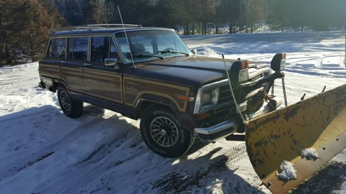 jeep wagoneer for sale in minneapolis sj usa classified ads. Black Bedroom Furniture Sets. Home Design Ideas