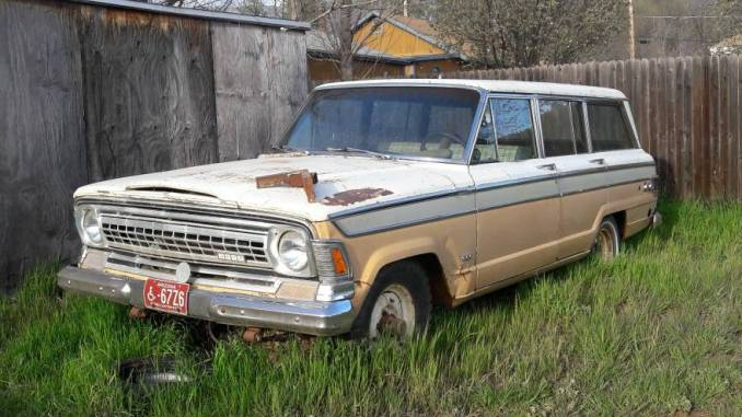 1971 Jeep Wagoneer For Sale Sj Usa Classifieds