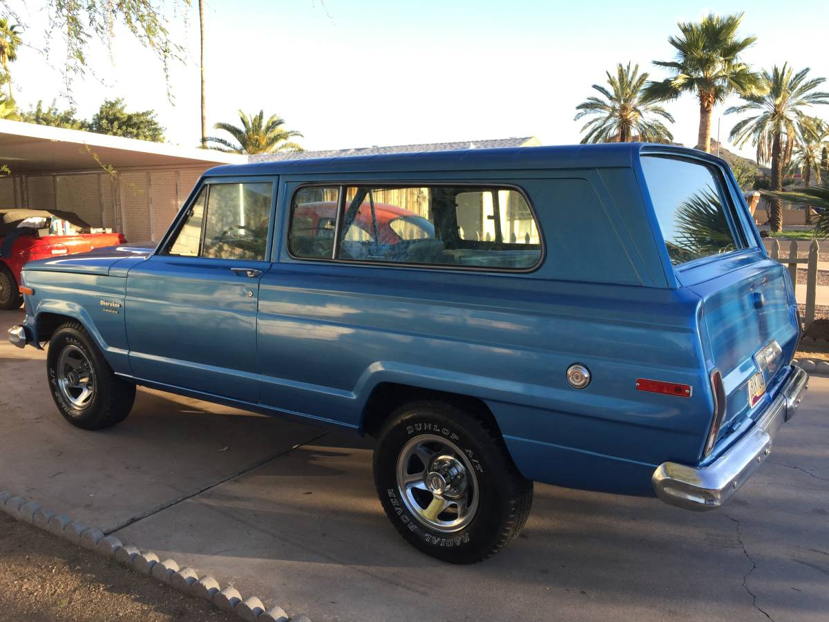 1978 Jeep Cherokee Wagoneer 2 Door Classic For Sale North ...